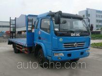 Zhongjie XZL5120TPB3 грузовик с плоской платформой