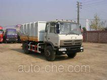 Zhongjie XZL5120ZDJ back loading garbage truck