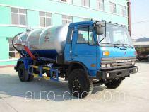 Zhongjie XZL5150GXW3 vacuum sewage suction truck