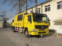 Zhongjie XZL5151XJC дорожная испытательная машина