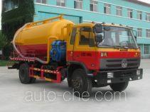 Zhongjie XZL5160GCL4 oil well fluid handling tank truck