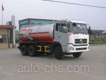 Zhongjie XZL5250GXW3 vacuum sewage suction truck