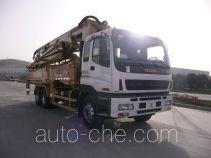 欧标机械OUBIAO牌XZQ5310THB42Z型混凝土泵车
