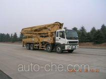 欧标机械OUBIAO牌XZQ5380THB47R型混凝土泵车
