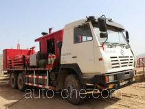 Yanan YAZ5230TJC well flushing truck