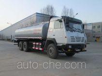 Yanan YAZ5250TGY oilfield fluids tank truck
