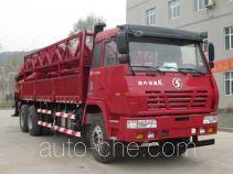 Yanan YAZ5250TYG fracturing manifold truck
