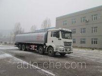 Yanan YAZ5310TGY oilfield fluids tank truck