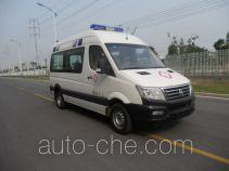 亚星牌YBL5040XJH型救护车