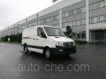 AsiaStar Yaxing Wertstar YBL5040XXY box van truck