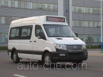 亚星牌YBL6610GHEV型混合动力城市客车