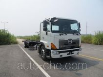 Hino YC1180FH8JW5 truck chassis