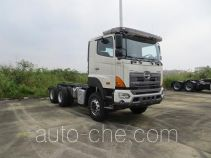 Hino YC2250FS2PL5 off-road truck chassis