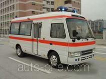 Yangcheng YC5040XJHC1 ambulance