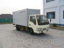 Yangcheng YC5046XBWCAD insulated box van truck