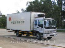 Yangcheng YC5090XYFO medical waste truck