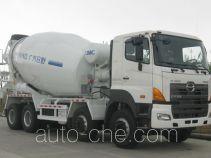Hino YC5310GJBFY2PU4 concrete mixer truck