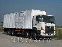 Hino YC5310XXYFY2PY box van truck
