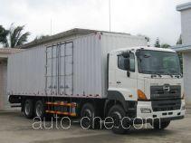 Hino YC5310XXYFY2PY4 box van truck