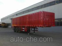 Yugong YCG9370XXY box body van trailer