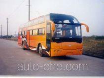 中大牌YCK6121HGW5型卧铺客车