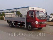 Yueda YD5075CTYBJE4 trash containers transport truck
