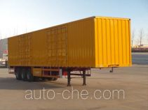 Yunxiang YDX9402XXY box body van trailer