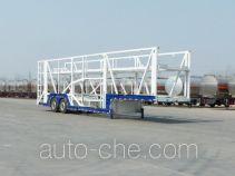 麟州牌YDZ9200TCL型车辆运输半挂车