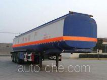 路飞牌YFZ9400GYY型运油半挂车
