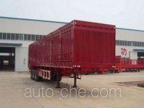 Lufei YFZ9400XXYZ box body van trailer