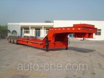 Special tank containers transport trailer
