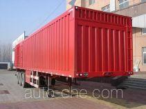 Lufei YFZ9403XXY box body van trailer