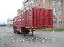 Lufei YFZ9406XXY box body van trailer