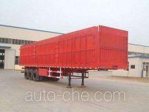 Lufei YFZ9407XXY box body van trailer