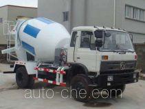 神鹰牌YG5126GJBK3G型混凝土搅拌运输车