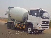 神鹰牌YG5250GJB型混凝土搅拌运输车