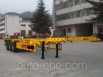 Shenying YG9400TJZ container transport trailer