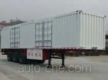 Shenying YG9400XXY box body van trailer