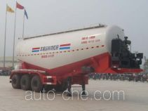 Shenying YG9401GFL medium density bulk powder transport trailer