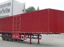 Shenying YG9401XXY box body van trailer