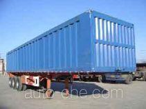Shenxing (Yingkou) YGB9403XXY box body van trailer