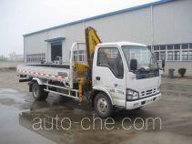 Yuehai YH5070JSQ02 truck mounted loader crane