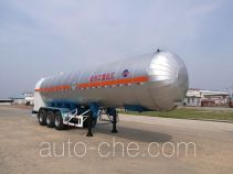 Water supply trailer