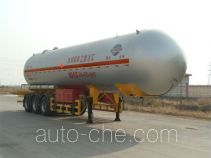 Huida YHD9400GYQ02 liquefied gas tank trailer