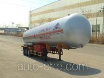 Huida YHD9402GYQ liquefied gas tank trailer