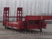 华劲牌YJH9351TDP型低平板半挂车