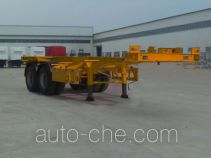 Huajing YJH9352TJZ container transport trailer