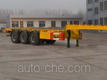 Huajing YJH9403TJZE container transport trailer