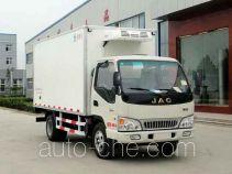 御捷马牌YJM5040XLC型冷藏车