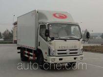 Yogomo YJM5041XBW insulated box van truck